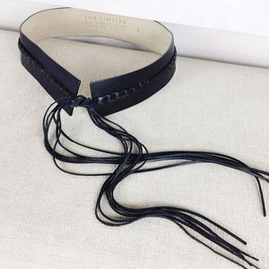 The Limited Genuine Italian Leather Boho Belt